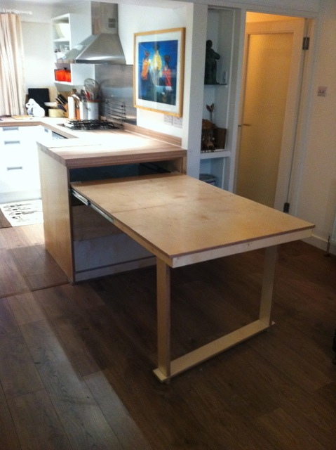 Folding Kitchen Table – Home design and Decorating